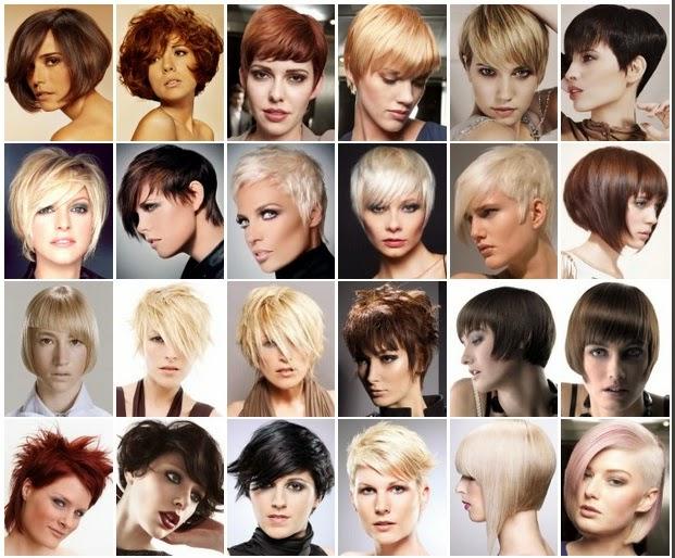 gaya+rambut+wanita+pendek