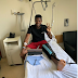 21year old Super Eagles goalkeeper Francis Uzoho undergoes successful knee operation (Photo)