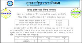 up+jal+nigam+recruitment+2016