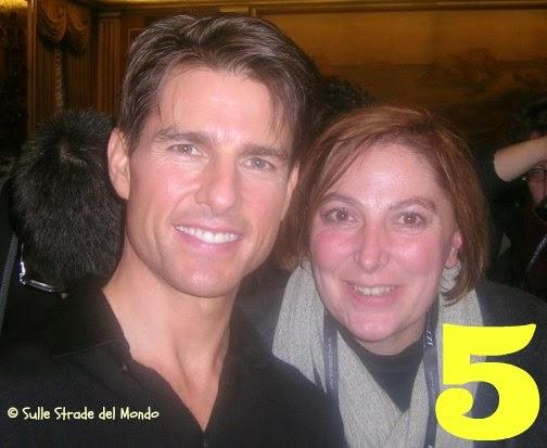incontrare Tom Cruise
