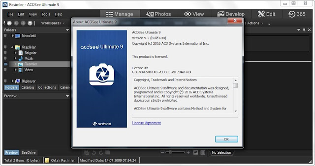 ACDSee Ultimate 9.2 Crack Free