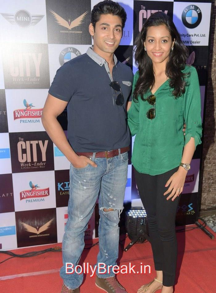 Ruslaan Mumtaz, Shweta Khanduri Teejay Sidhu Hot Pics at The City Week Ender- A Perfect Luxury Mixer Photo Gallery
