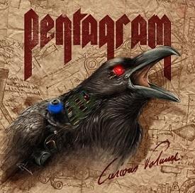 Pentagram - Curious Volume (video)