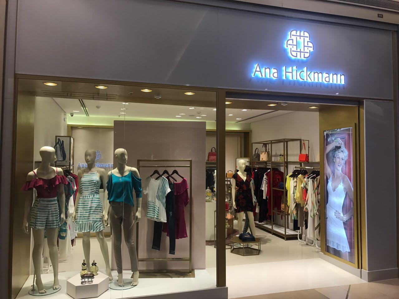 38d4ee4057b5c Ana Hickmann Collection inaugura loja em São Bernardo do Campo ...