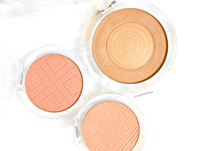essence satin touch blushes