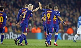 Культураль Леонеса – Барселона прямая трансляция онлайн 31/10 в 23:30 по МСК.