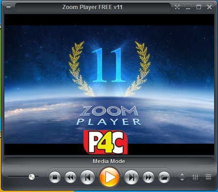 Zoom Player 11