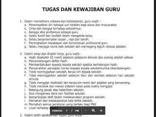 Tugas dan Kewajiban Guru, http://www.librarypendidikan.com/