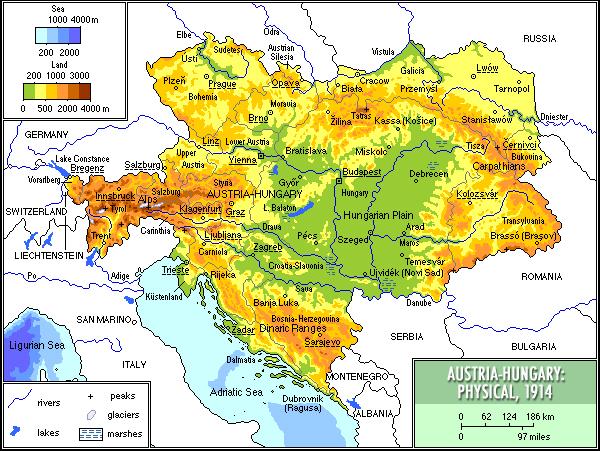 Big Blue 1840-1940: Hungary 1871-1916