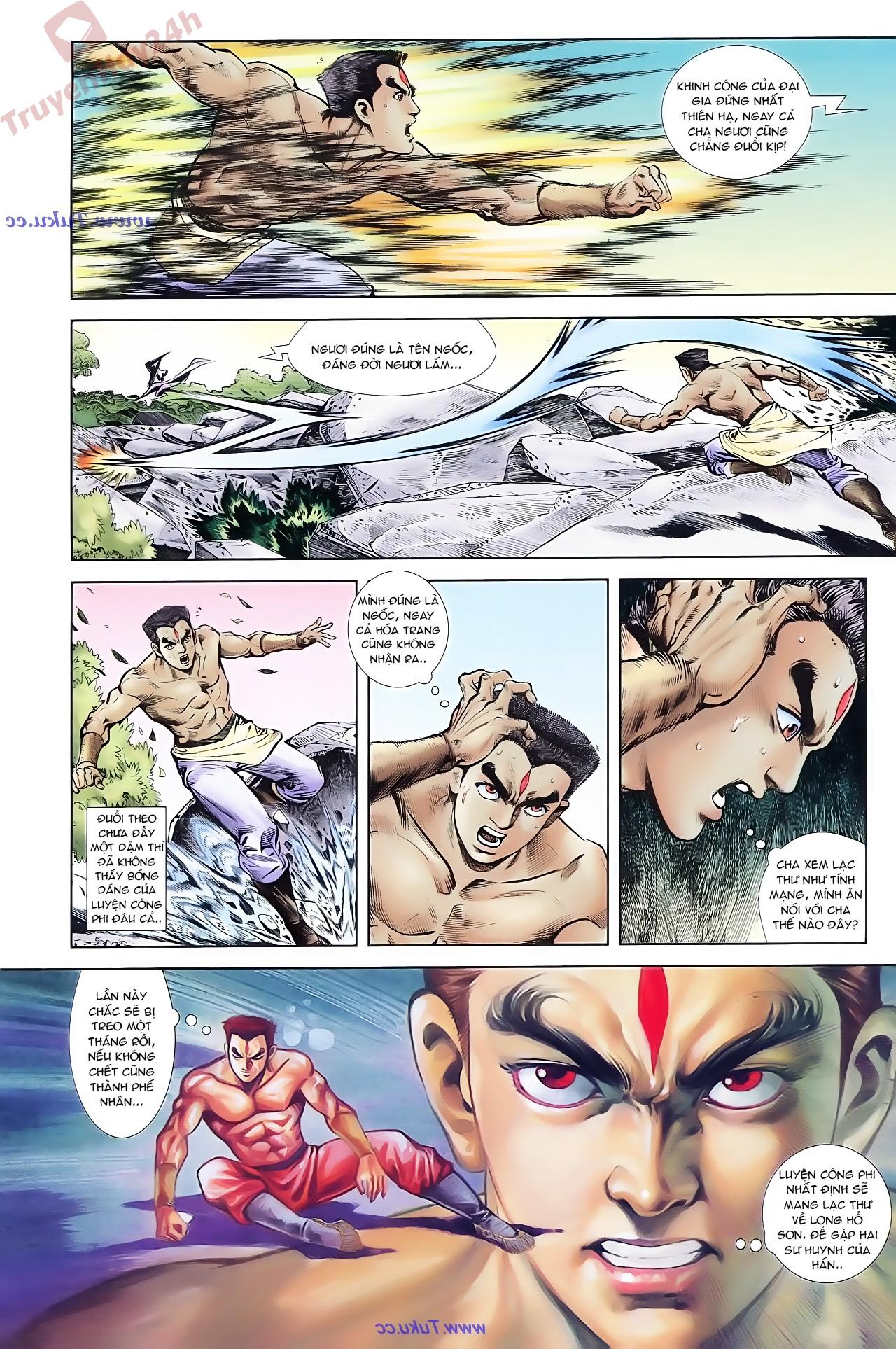 Cơ Phát Khai Chu Bản chapter 71 trang 13