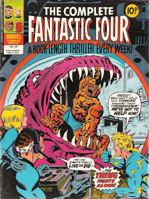 The Complete Fantastic Four #28