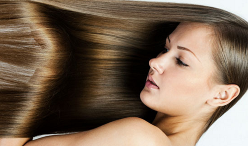 meluruskan rambut secara mudah dan alami