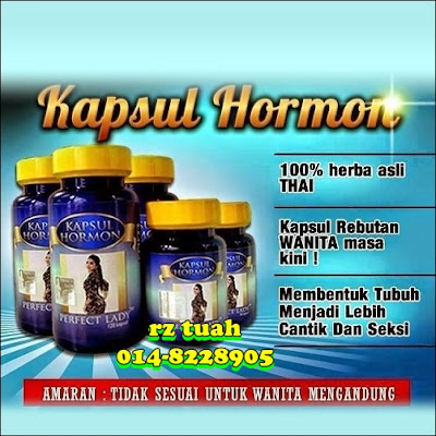 kapsul hormon perfect lady original