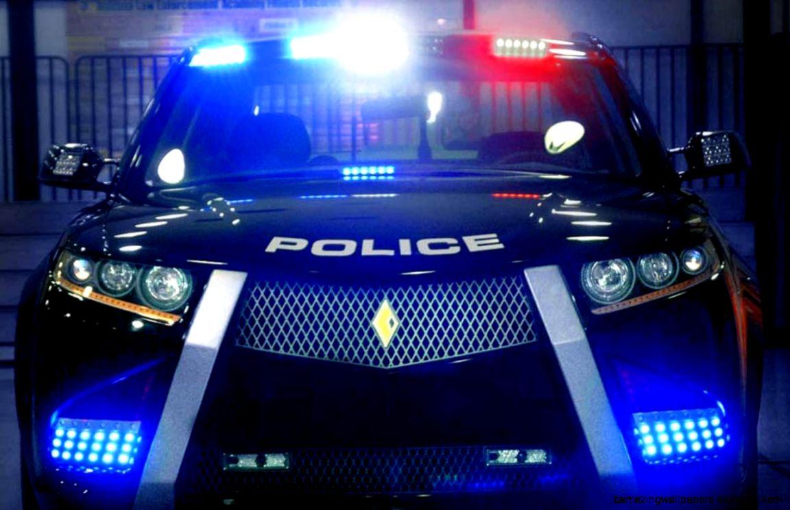 Police Lights Flashing Gif Amazing Wallpapers