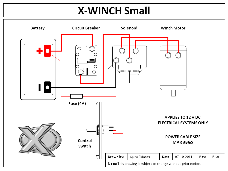 small boat wiring diagram for pinterest