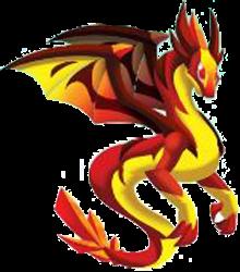 imagen del dragon demoniaco de dragon city