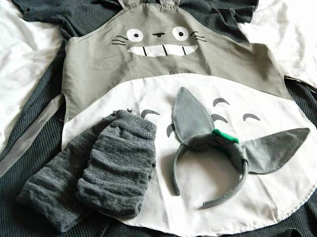 Totoro Cosplay