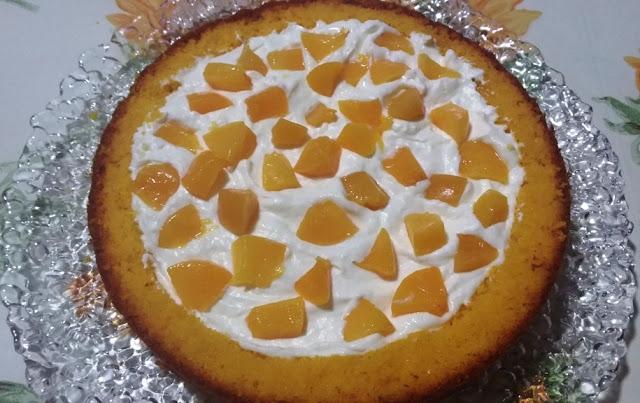 Torta mimosa per Festa della donna - Dolci di Pasqua - Dolci Primavera