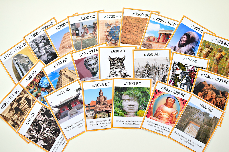 World History:  Ancient Times Learning Materials