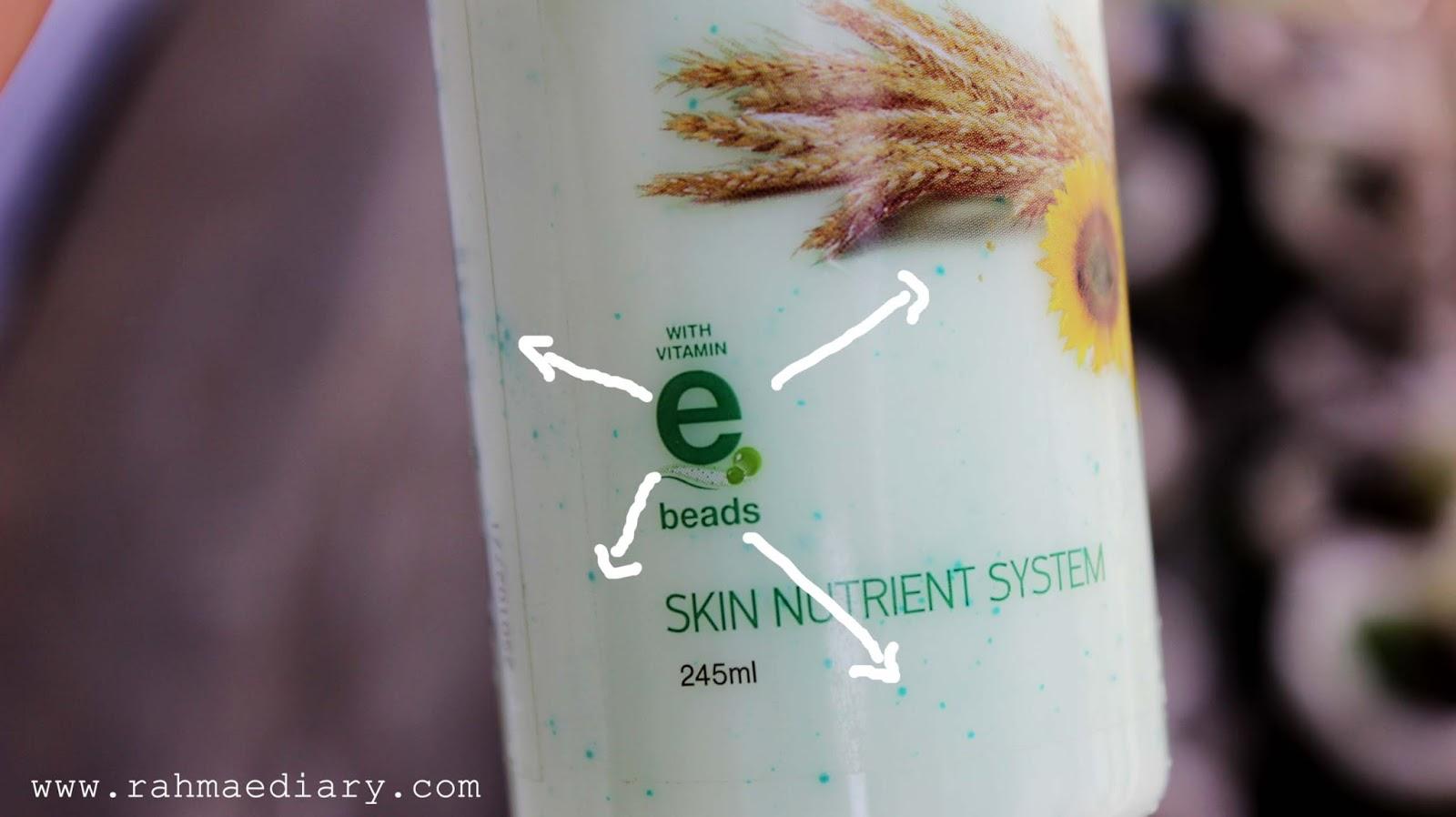 Natur E Daily Nourishing Lotion Hand Body Untuk Kulit Kering Buy 1 Get 100 Ml I Handbody Kandungan Utama