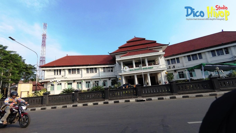 Foto Balai Kota Malang 2017