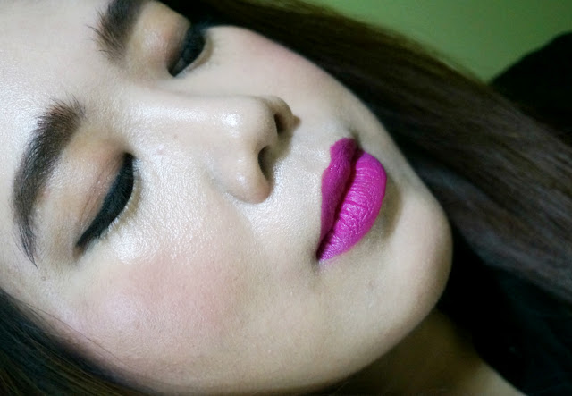 MAC Lipstick in Flat Out Fabulous (Retro Matte)