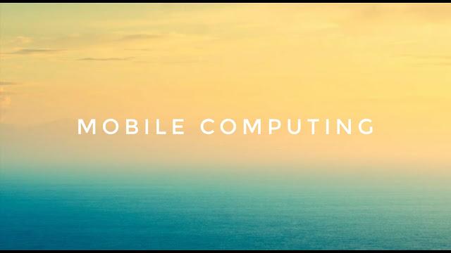 Mobile Computing - XIDNAX