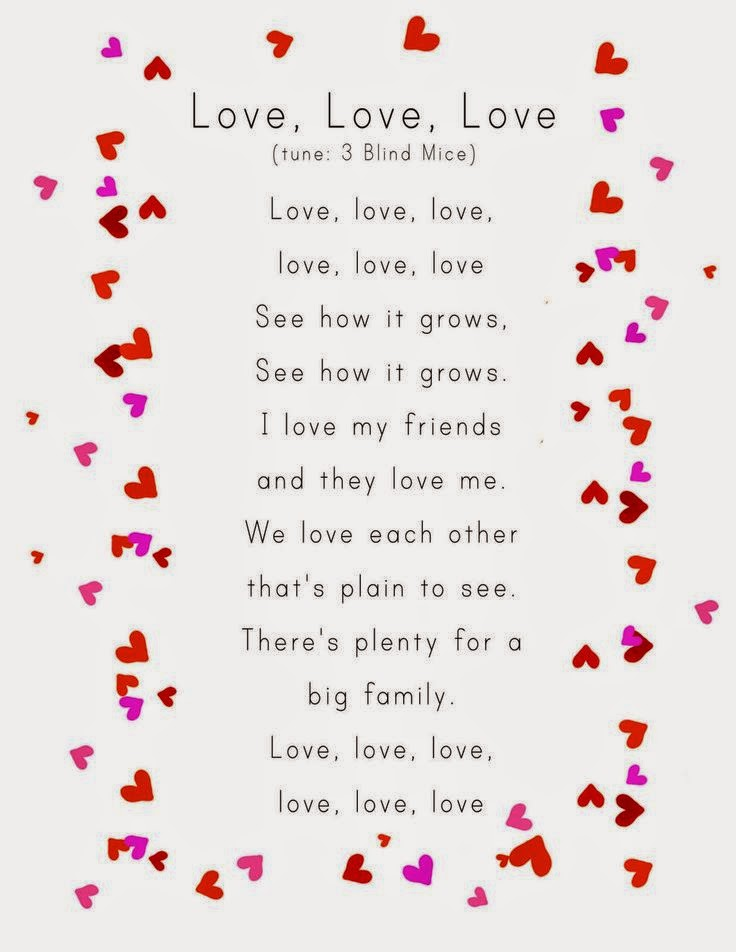 Free Printable Love Poems For Her