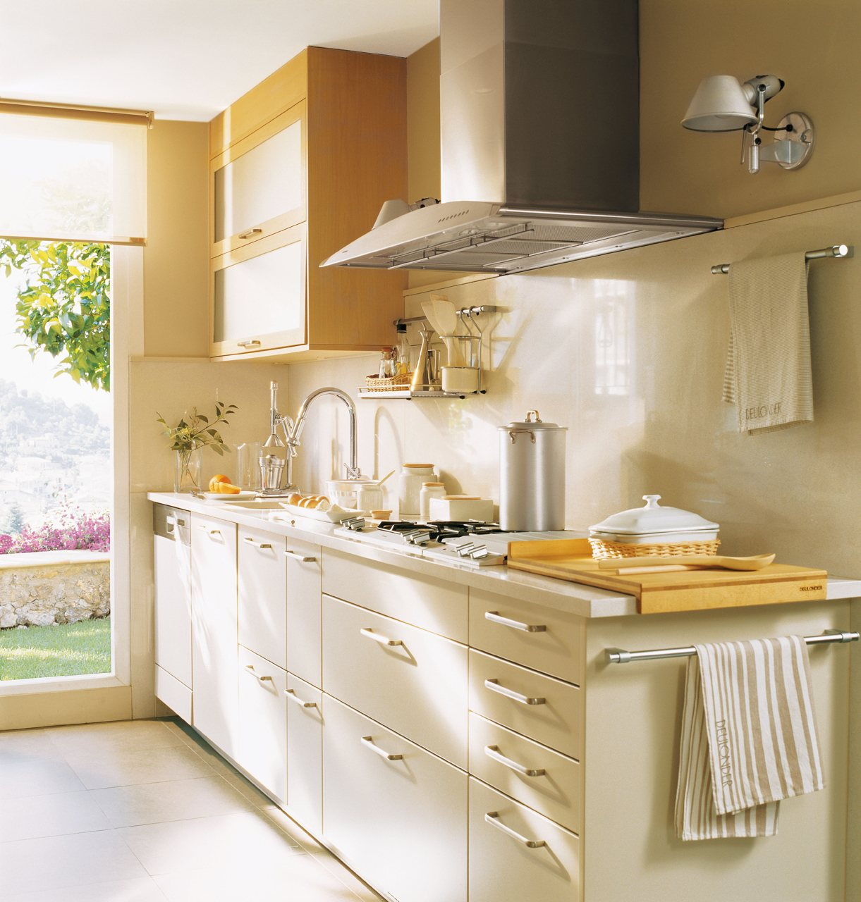 Decotips Distribuir la cocina segn su geometra