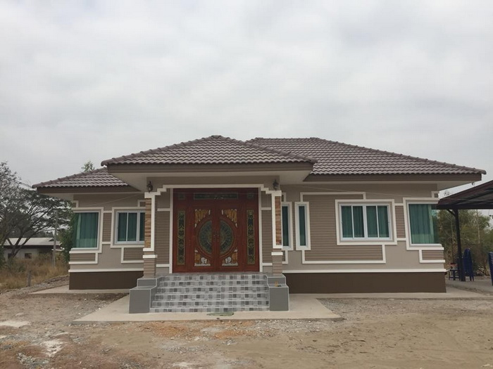 """For sure you already have seen hundreds of house design from jbsolis.com. It may be a big house design, a small beautiful house design, a bungalow house design or a new home layout. Have you already found what you are looking for? Especially for your dream house?  Although we have seen many house designs on the internet or on our neighboorhood, sometimes it takes only one house to captivates us and made us fall in love with. With this, we can say, this particular design of the house is what I want and what I am going to build for my family.  Just in case you have not found anything yet, here's another compilation of houses for you to scroll down and look for """"the one"""" you will love."""