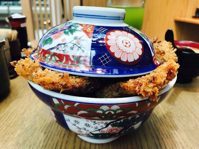 Eat at Seven: Hanakatsu - Ha-Na Katsudon