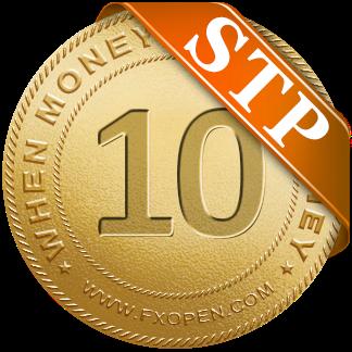 Bono gratuito de 10 USD del broker FXOpen