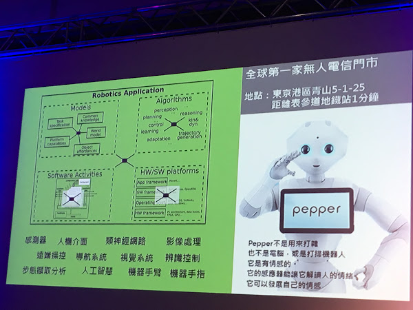 Pepper機器人