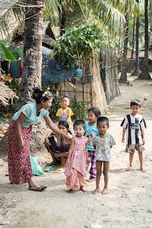 Ngapali - Lone Tha Village - Birmanie - Myanmar