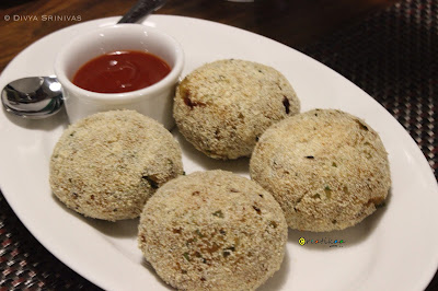 Batlivala and Khanabhoy - Restaurant Review - Alwarpet - veg pattice