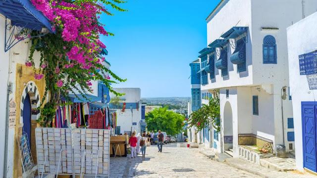 تعرف على المدن السياحية في تونس