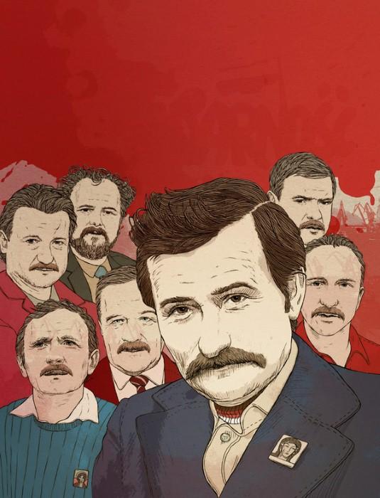 Иллюстратор из Польши Бартош Косовски (Bartosz Kosowski) 23