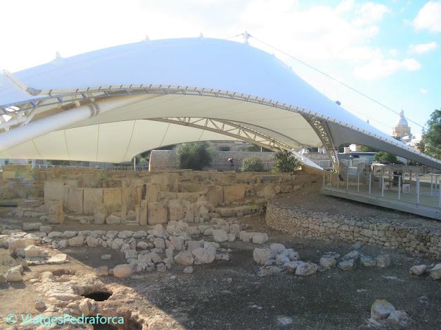 Temples megalítics de Malta, patrimoni de la humanitat, arqueologia, Unesco World Heritage