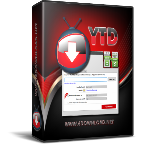 Download YTD Video Downloader PRO v5.9.11.6