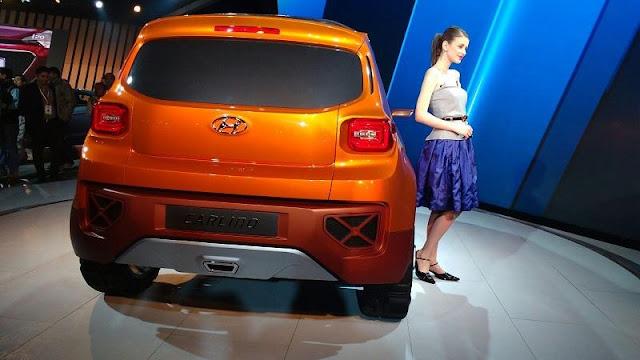 Hyundai Carlino