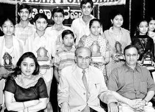 Malavika Avinash Childhood