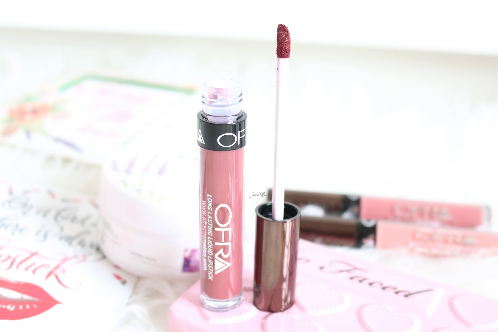 ofra x manny, ofraxmanny, ofra manny, ofra x manny mua, ofra, ofra cosmetics, ofra liquid lipstick, liquid lipstick, product review, swatches, beauty blog
