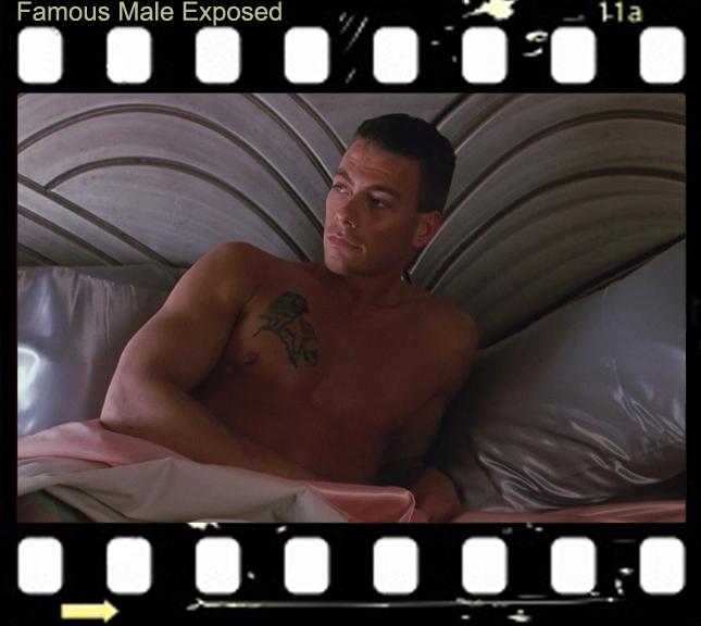 Jean Claude Van Damme porno gay
