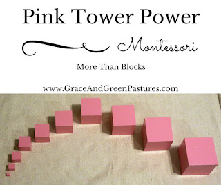 Pink Tower Power