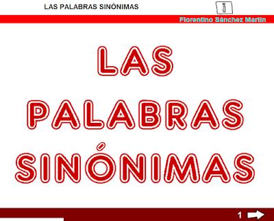 https://cplosangeles.educarex.es/web/tercer_curso/lengua_3/sinonimia_3/sinonimia_3.html
