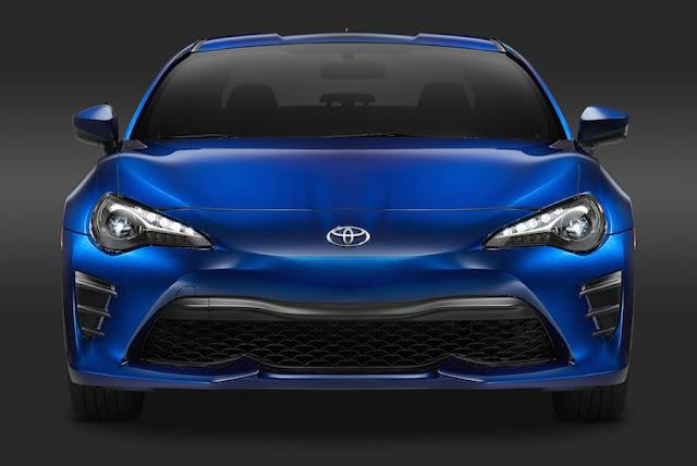 トヨタ86がマイナーモデルチェンジ!2017年モデルとして登場へ。