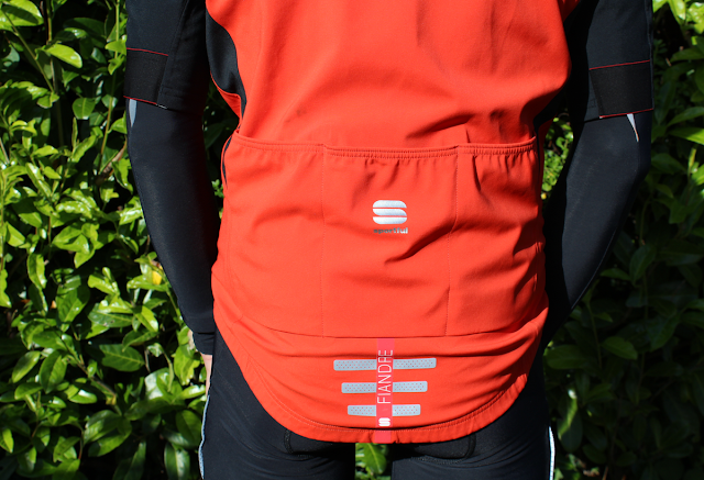 Sportful Fiandre WS LRR Short Sleeve Jacket