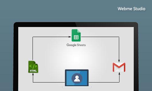 Mengirim Email Dari Form HTML Statis Menggunakan Google Script