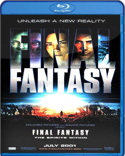 Final Fantasy: The Spirits Within [2003] [BD25] [Latino]