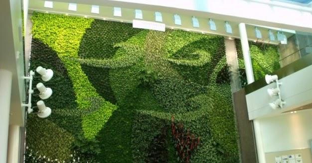 jardines verticales muros verdes paredes vegetales enredaderas bueno saber zen ambient. Black Bedroom Furniture Sets. Home Design Ideas